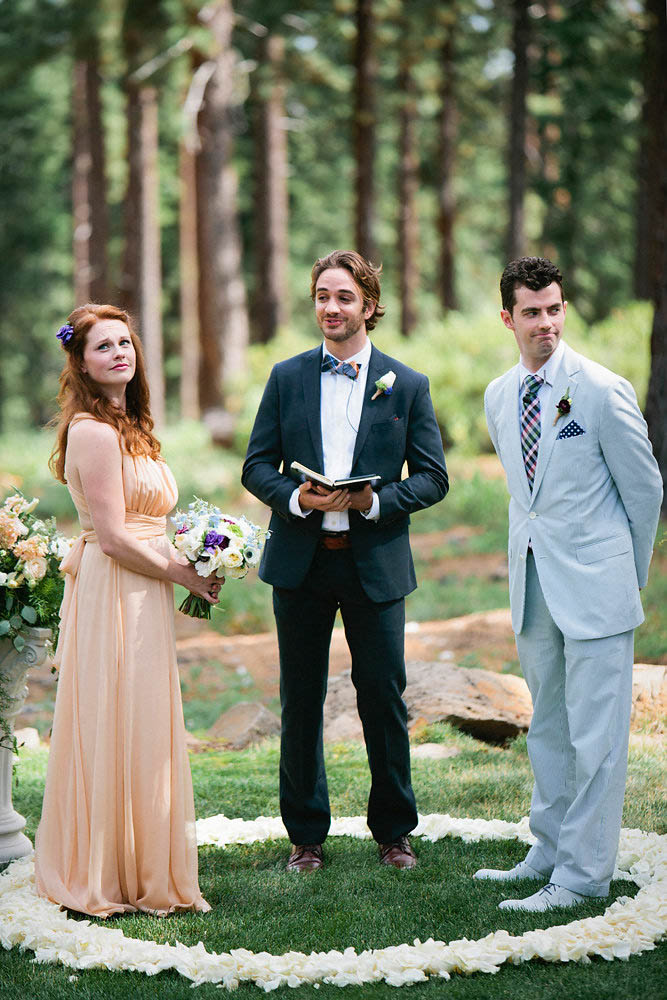 Whimsical Forrest Wedding